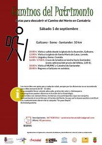 Caminos del patrimonio @ Galizano