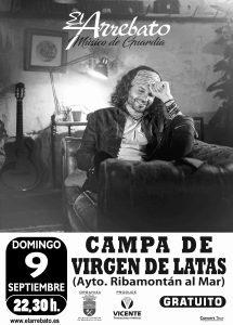 CONCIERTO DE EL ARREBATO @ Somo-Loredo