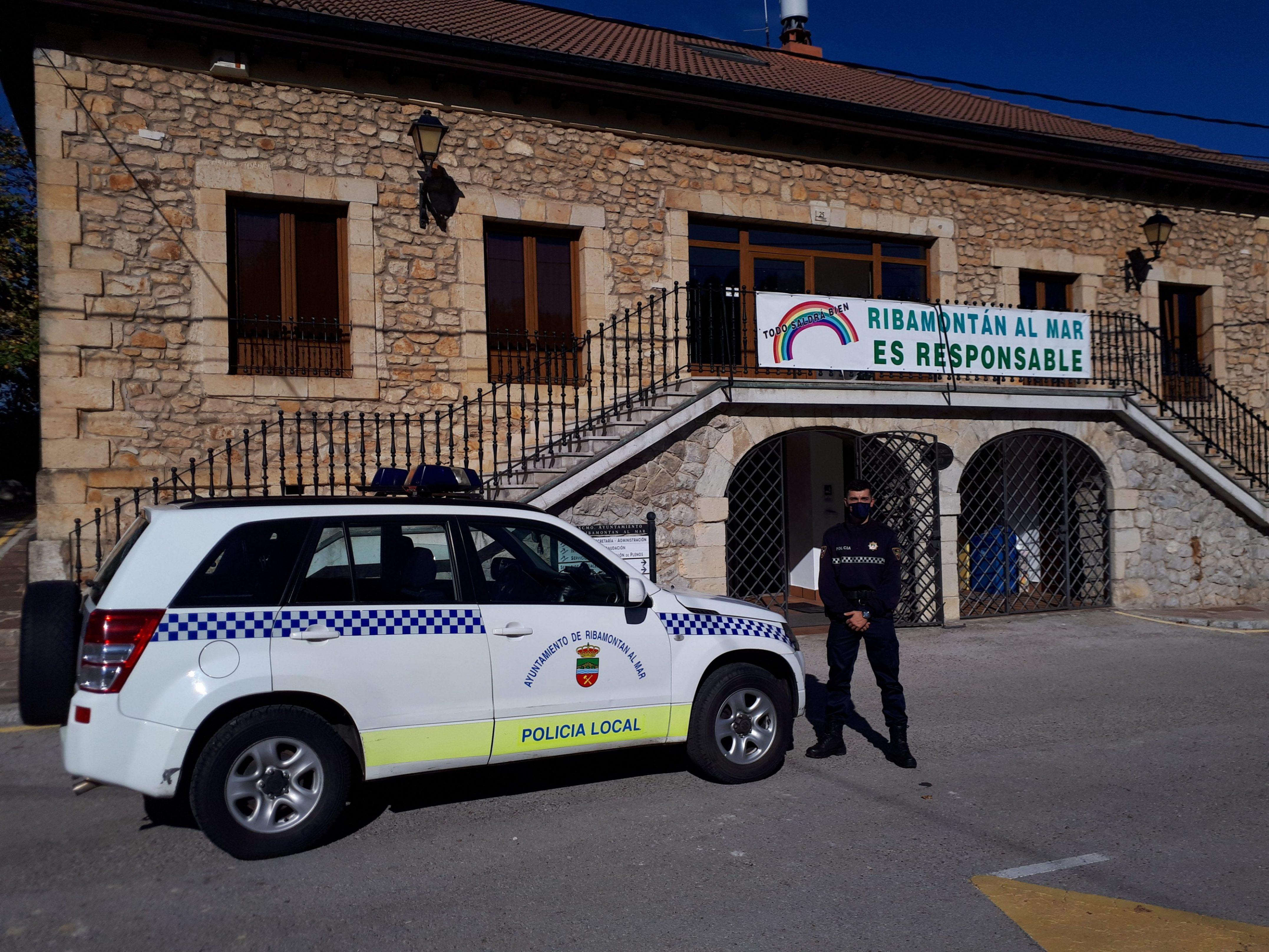 INICIO PABLO POLICIA