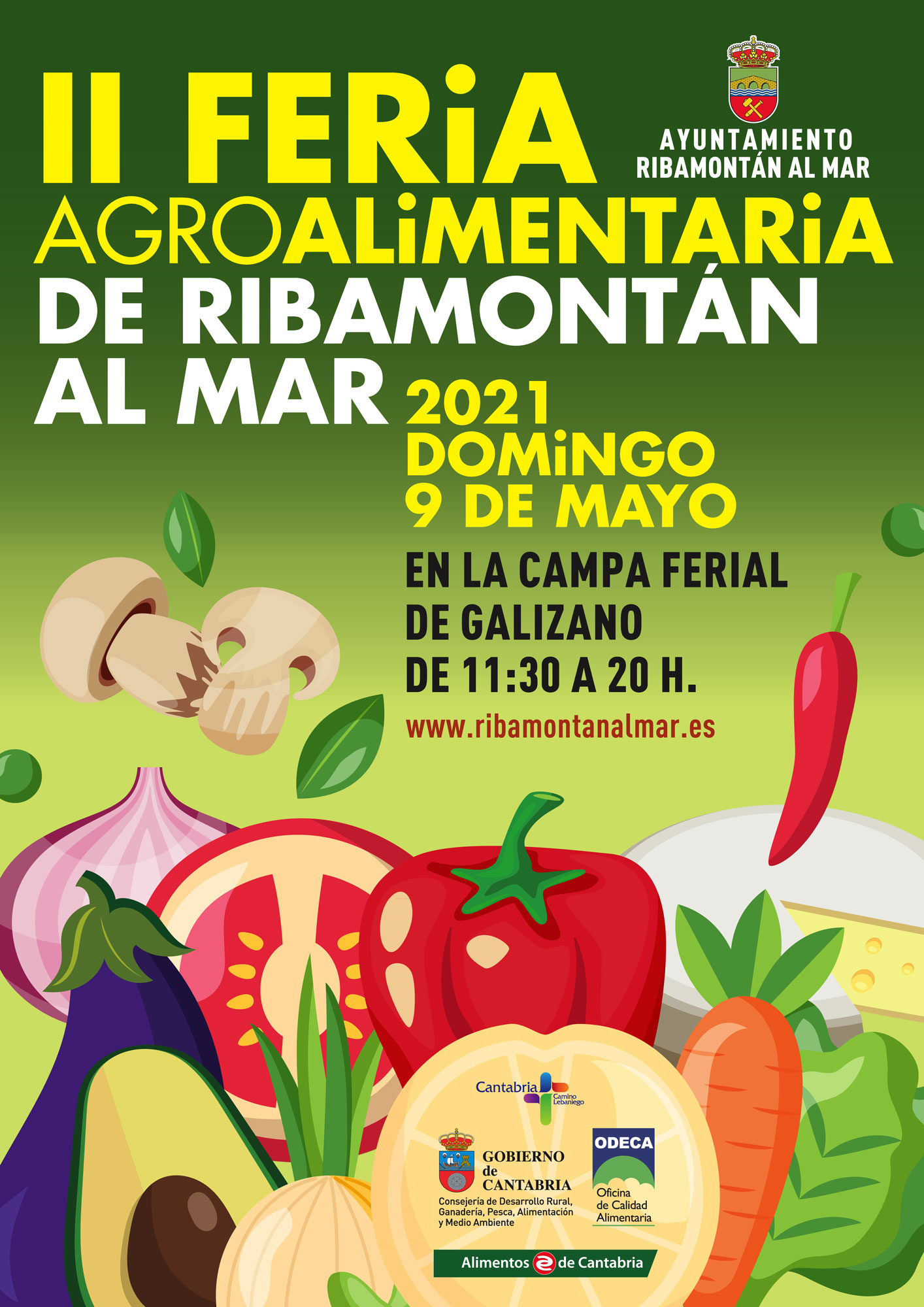 Cartel II Feria Agro
